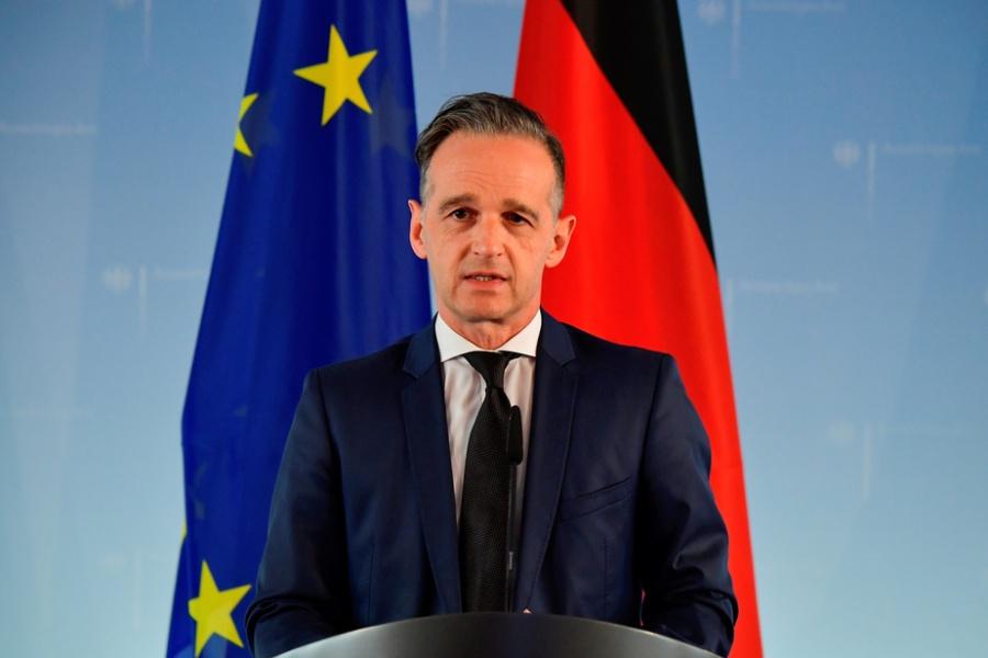 f7762c86-afde-11ea-b33c-02fe89184577 Le Ministre allemand des Affaires étrangères Heiko Maas