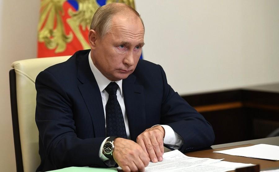 GOUV. KREMLIN PH 2 XX 4 Rencontre avec les membres du gouvernement - 28 octobre 2020