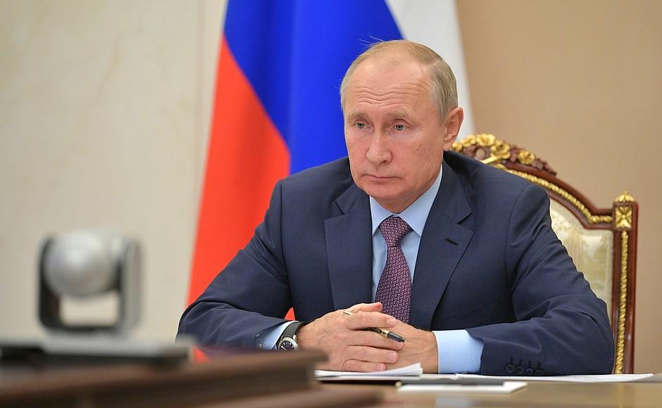 KREMLIN 2 X 2 Rencontre avec les membres du gouvernement - 14 octobre 2020