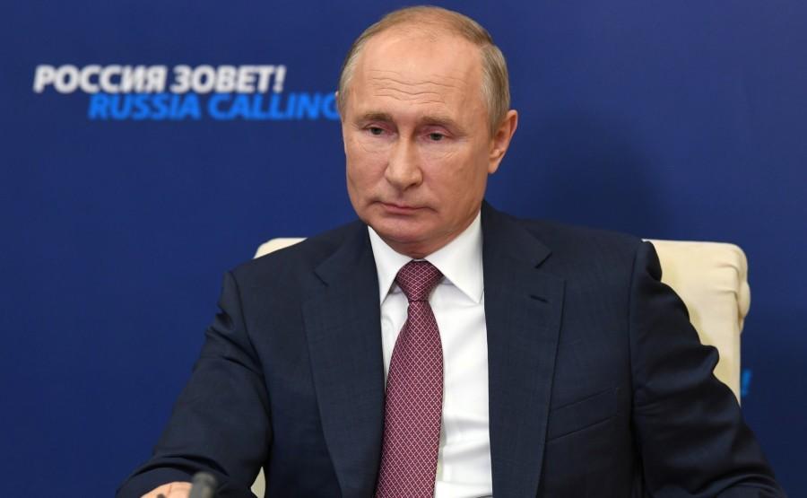 KREMLIN INVESTISSEMENTS PH 3 XX 6 La Russie appelle! Forum d'investissement - 29 octobre 2020