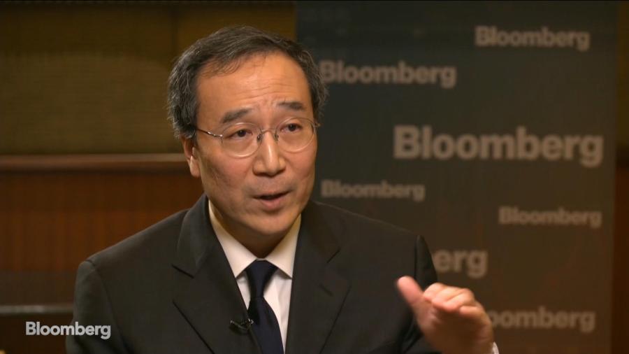 le Directeur adjoint du Département Asie-Pacifique du Fonds monétaire international (FMI) Kenneth Kang
