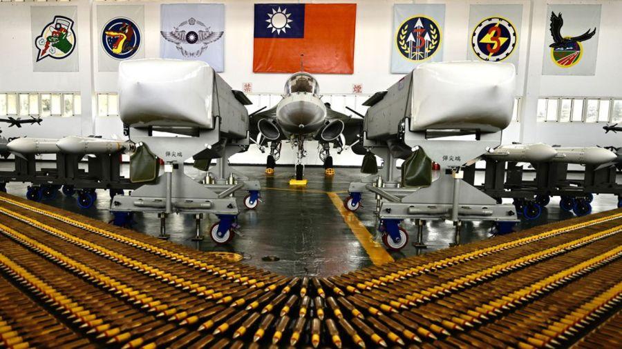 les États-Unis avaient approuvé les plans de vente de trois systèmes d'armement à Taiwan