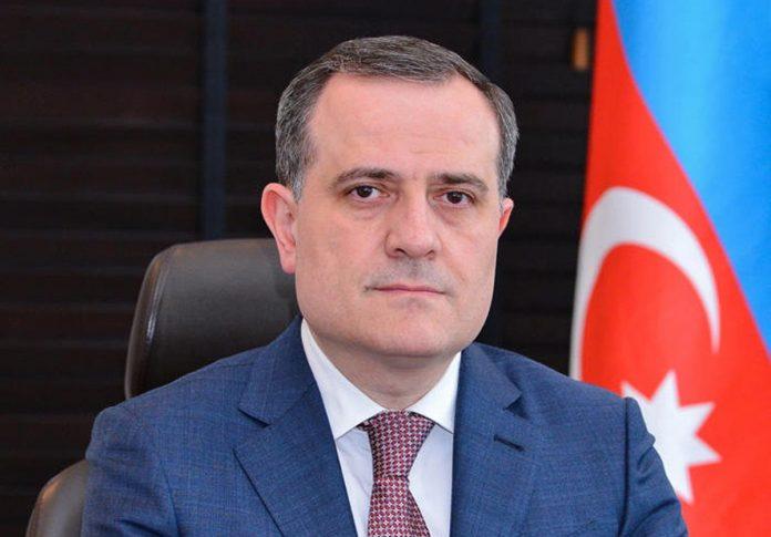 Ministre azéri des Affaires étrangères Djeyhoun Baïramov