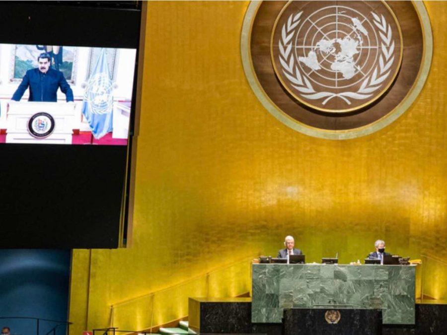 ONU2-1024x769Intervention de Son Excellence Monsieur Nicolás Maduro Moros, Président de la République bolivarienne du Venezuela 23.09.2020