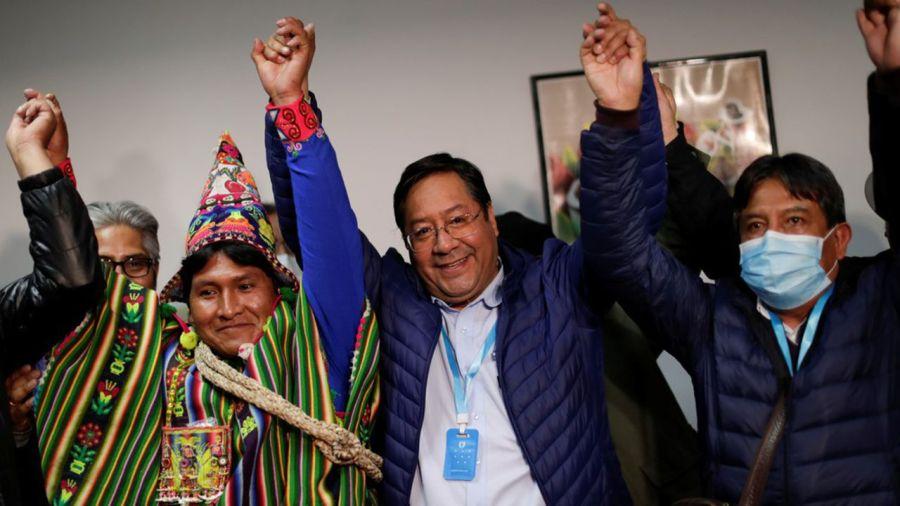résultats des élections en Bolivie