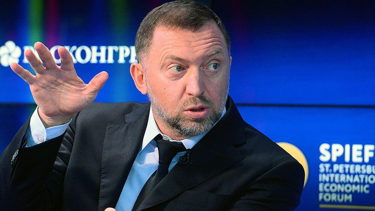 RUSSIE L'homme d'affaires Oleg Deripaska