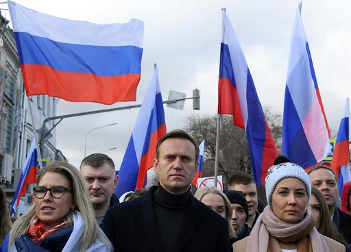 RUSSIE NAVALNY