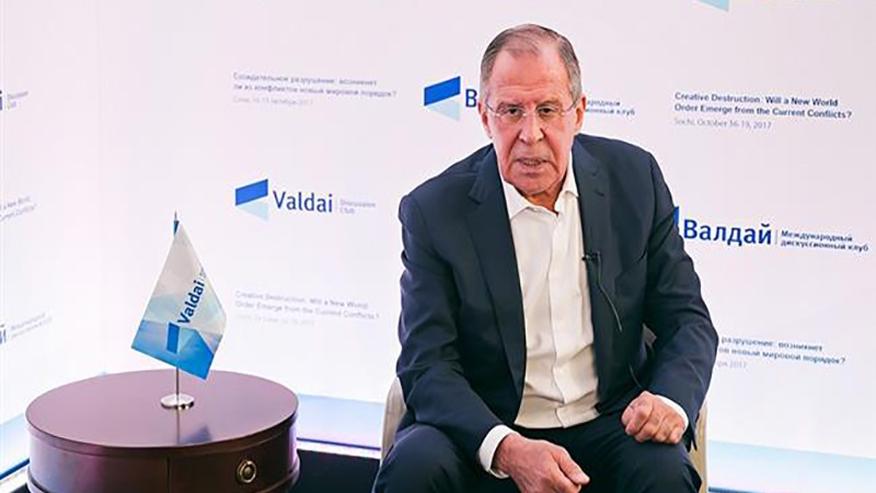 russie Sergueï Lavrov