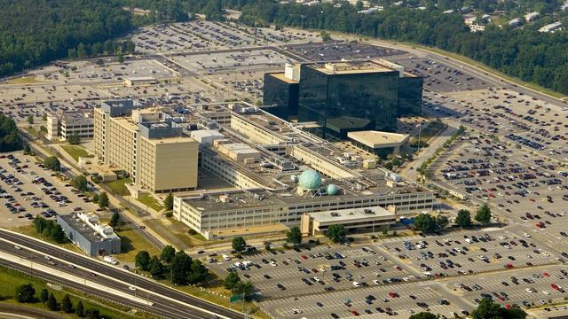 USA l'Agence de sécurité nationale (NSA)