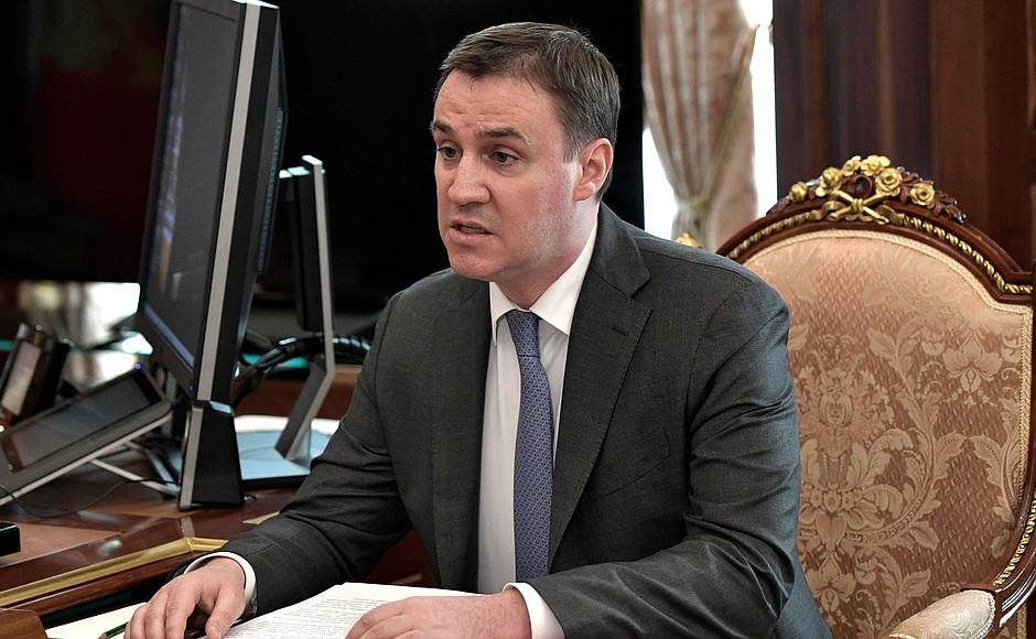 waVkAAT4V9GUgTOM0UGB5POpRBwxNjqQMinistre de l'Agriculture Dmitri Patrushev