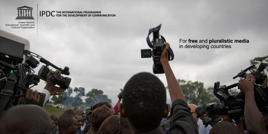 40e anniversaire du Programme international pour le développement de la communication (PIDC)