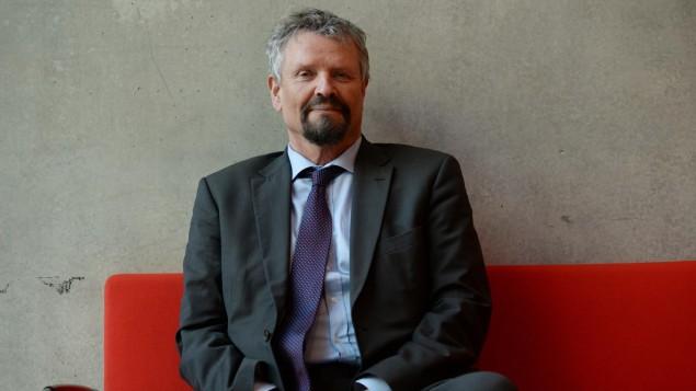 ALLEMAGNE M.Gernot Erler,politicien SPD