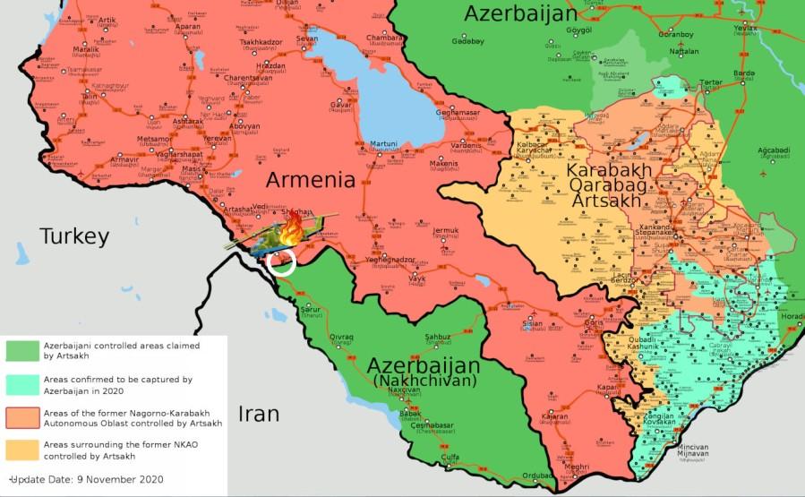azerbaijan 09.11.2020