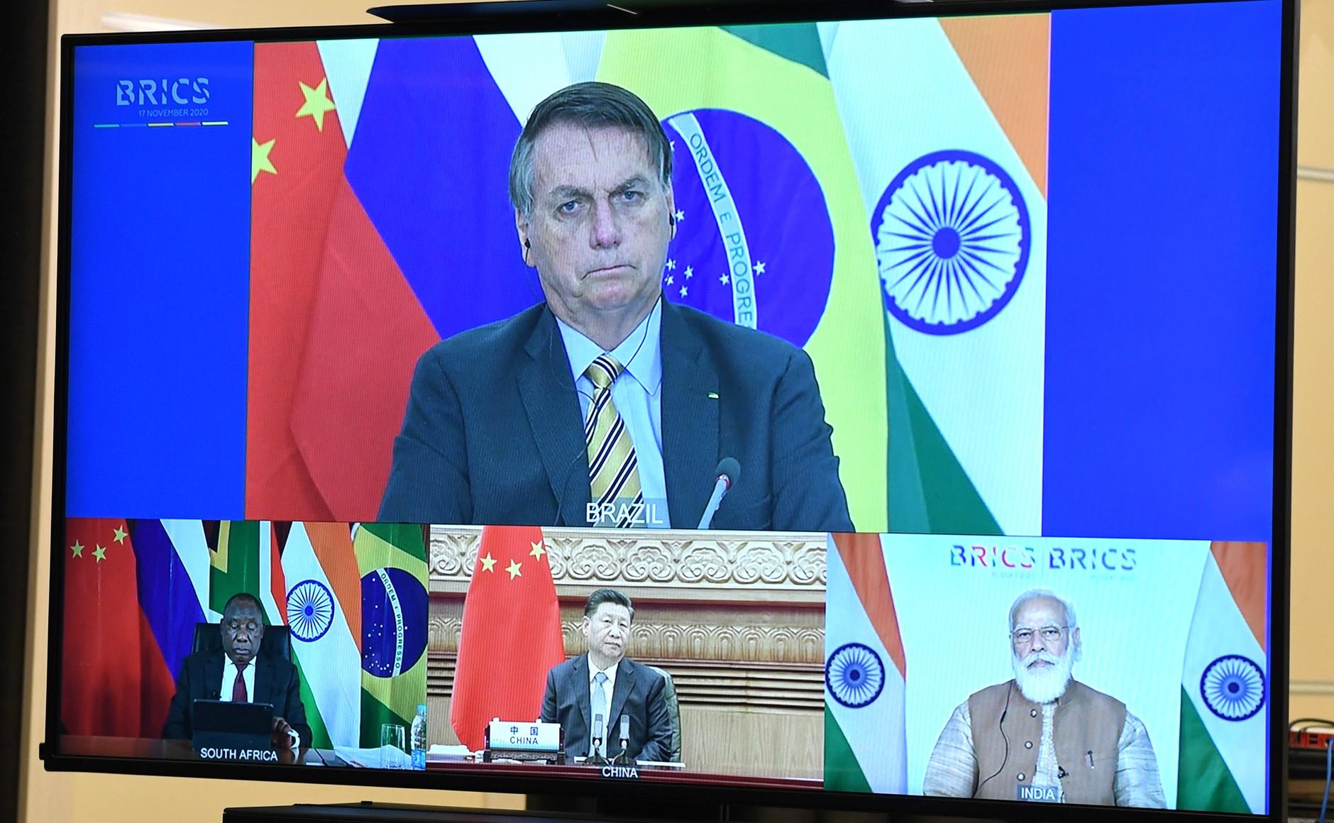 BRICS KREMLIN PH 3 XX 4 BRICS 17.11.2020 Sommet BRICS