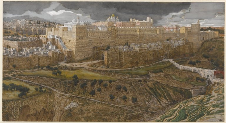 Brooklyn_Museum_-_Reconstruction_of_the_Temple_of_Herod_Southeast_Corner_Reconstitution_du_temple_dHérode._Angle_sud-est._-_James_Tissot