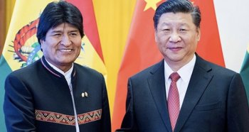 CHINE BOLIVIE