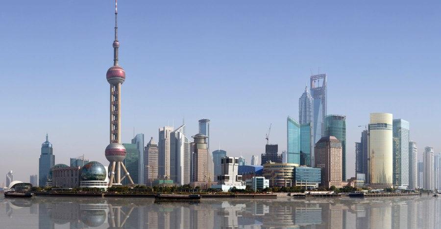 CHINE Shanghai-1