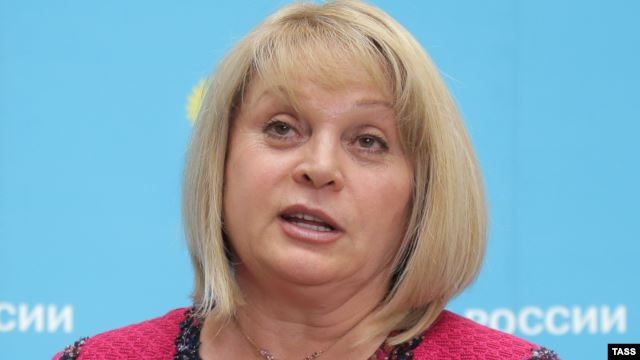 Ella Pamfilova a