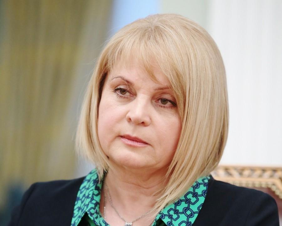 Ella Pamfilova c