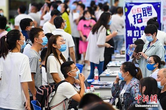 En Chine, la reprise économique et la stabilité de l'emploi sont devenues les principales priorités pour le second trimestre 2020