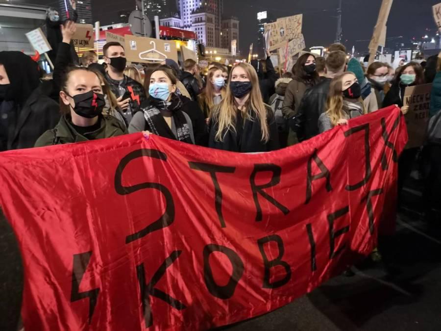En Pologne, les féministes ne séduisent pas - 3 novembre 2020