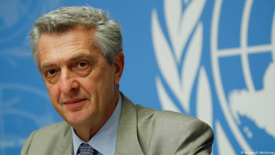 Filippo Grandi.