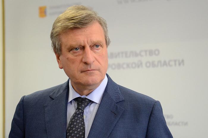 gouverneur de la région de Kirov Igor Vasilyev,