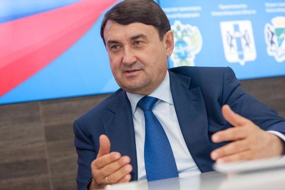 Igor Levitin RUSSIE