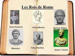 index ROIS DE ROME