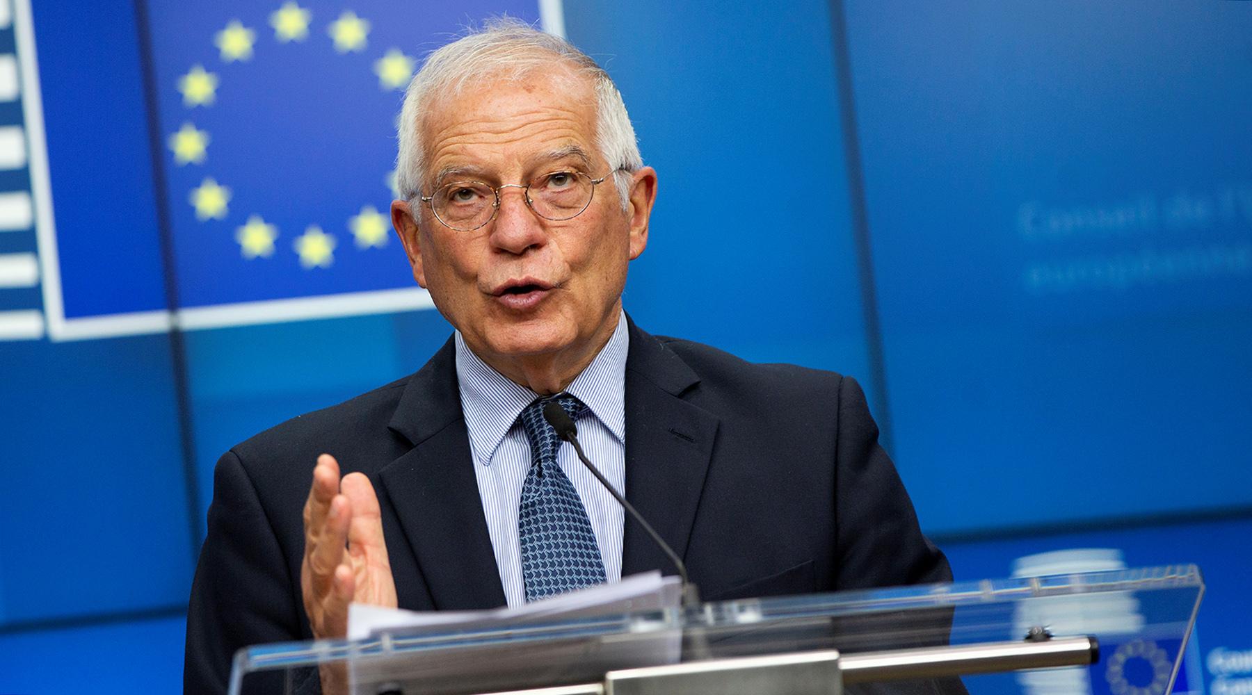 Joseph Borell,UE