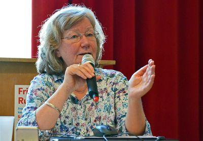 La journaliste indépendante Karin Leukefeld b