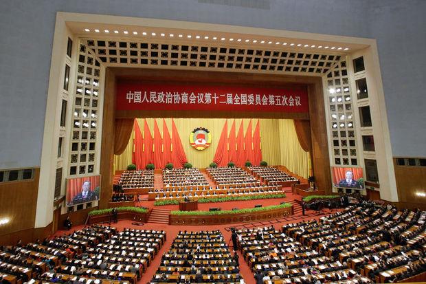 l'Assemblée populaire nationale (APN) de Chine