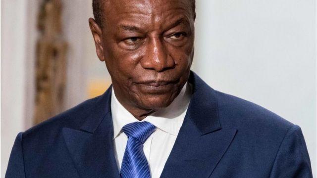 le Président sortant Alpha Condé a remporté l'élection