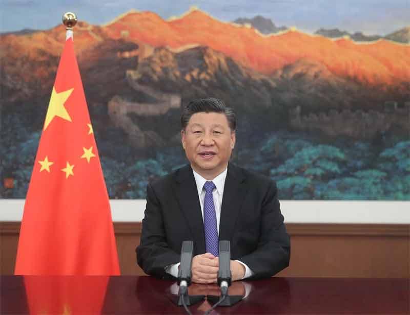 Le Président Xi Jinping a déclaré dans son discours prononcé au 12e Sommet des BRICS