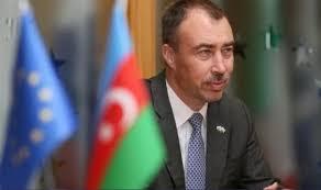 le représentant spécial de l'UE pour le Caucase du Sud Toivo Klaar