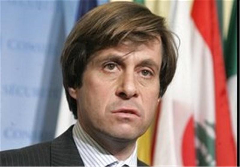 M.Nicolas De Rivière,diplomate français