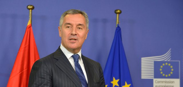 Milo Đukanović Photo European Union