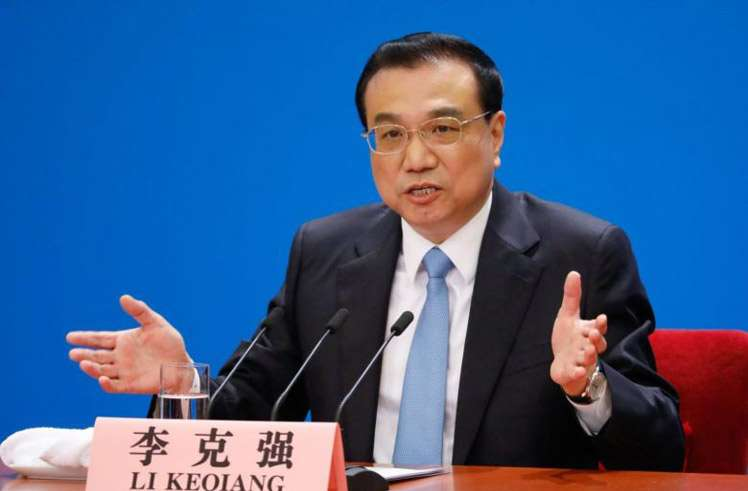 Premier Ministre Li Keqiang