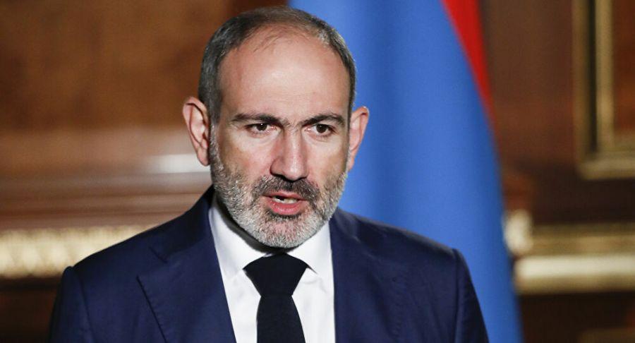 Premier ministre Nikol Pachinian ARMENIE 2