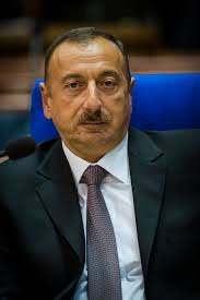 République d'Azerbaïdjan Ilham Aliev