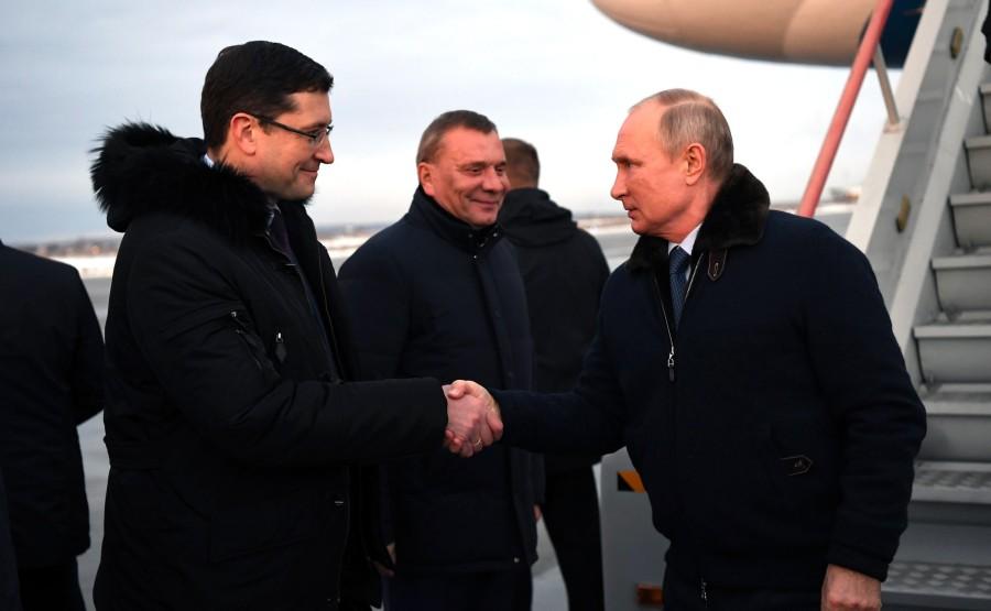 SAROV KREMLIN 1 XX 6 Voyage de travail à Sarov - 26 novembre 2020 – 18h 2