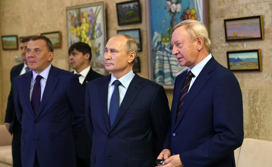 SAROV KREMLIN 4 XX 6 Voyage de travail à Sarov - 26 novembre 2020 – 18h