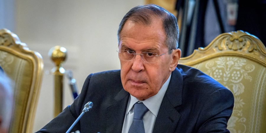 Sergueï Lavrov.