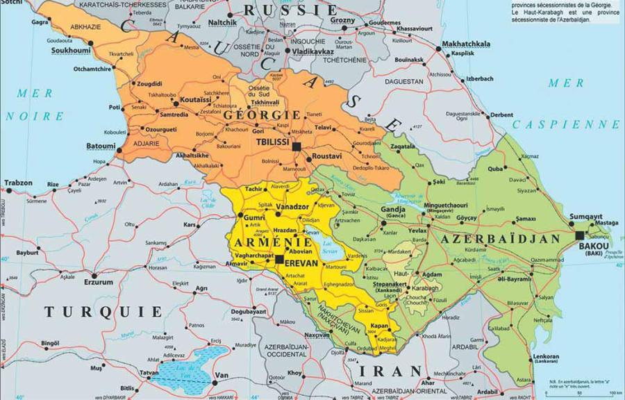 Transcaucasie-D.R