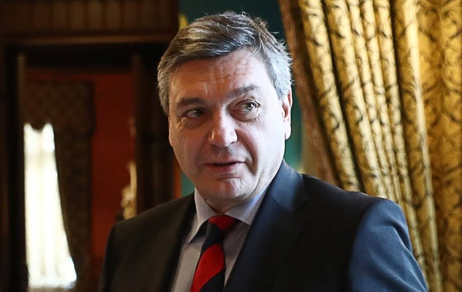 vice-Ministre russe des Affaires étrangères Andreï Roudenko
