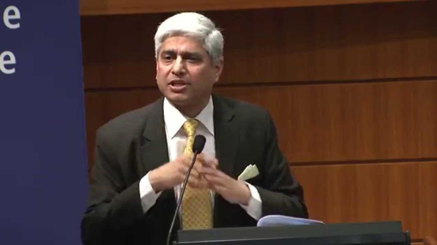 Vikas Swarup, vice-Ministre des Affaires étrangères de l'Inde.