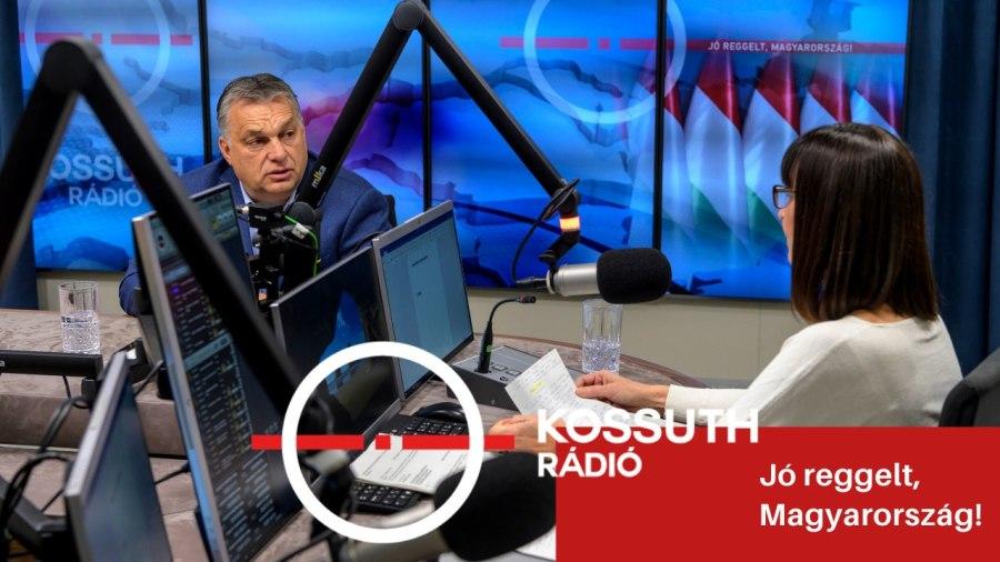 Viktor Orbán «Les Hongrois n'ont pas à accepter les insultes provenant de la Commission européenne! » 11.10.2020