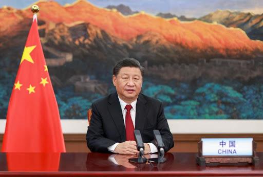 XI JINPING 2020