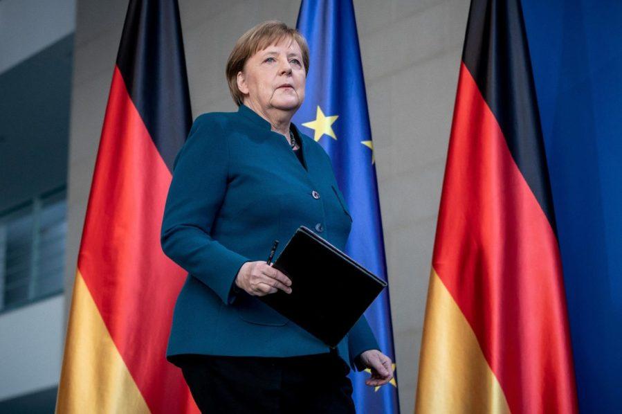 allemagne Merkel
