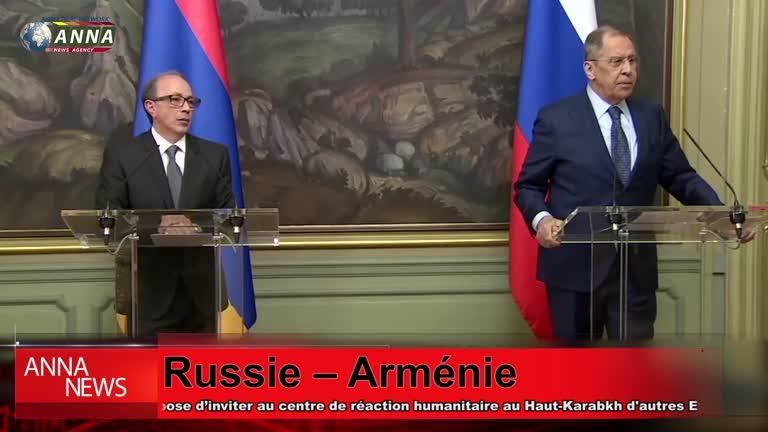 armenie russie